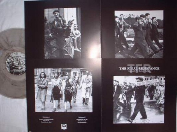 Rasthof Dachau / Stahlwerk 9 - The Final Resistance LP (Lim400)