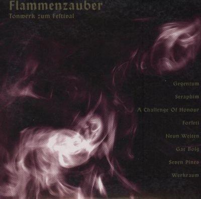V/A Sampler - Flammenzauber CD (Lim500)