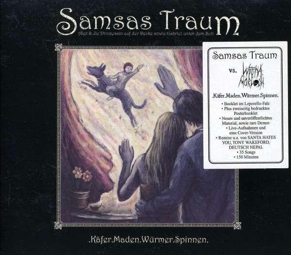 Samsas Traum/Weena Morloch - Käfer Maden Würmer Spinnen 2CD
