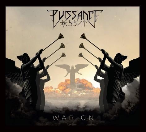 PUISSANCE (Arditi) - War On CD Dig (Lim300) 10.10.21 PREORDER !