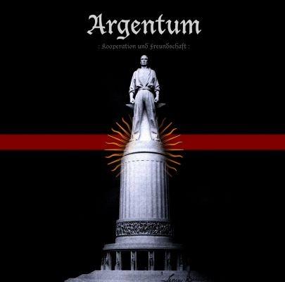 ARGENTUM - :kooperation und freundschaft: CD (Lim500) 2012