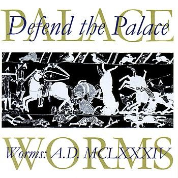 V/A Sampler - Defend the Palace CD (Lim500)