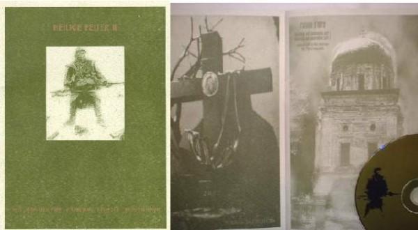 V/A Sampler - Heilige Feuer II CD (Lim1000)