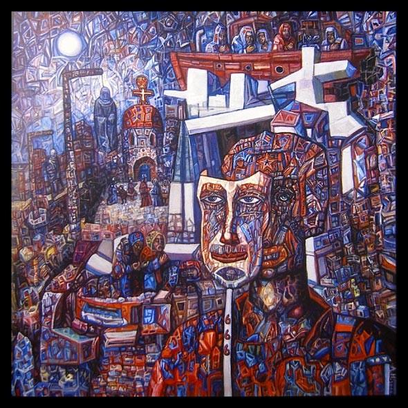 STAHLWERK 9 - Revolution Of The Antichrist CD (Lim666)