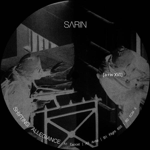 SΛRIN – Shifting Allegiance 12 (Lim500) 2017