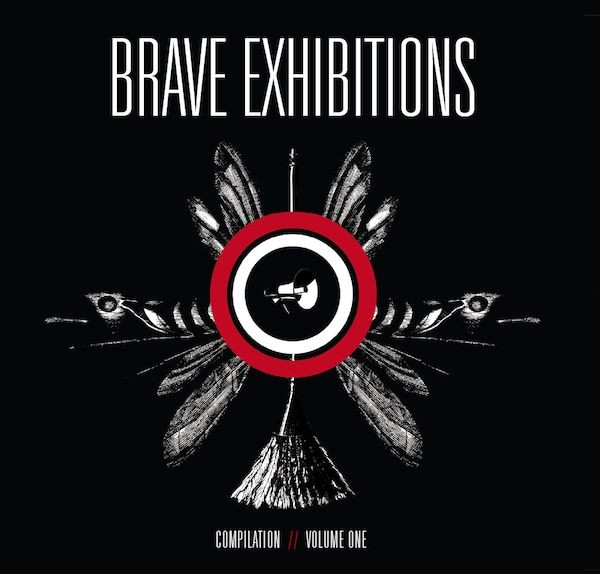 V/A - Brave Exhibitions Compilation Vol. 1 CD (2012) Minimal Synth Wave