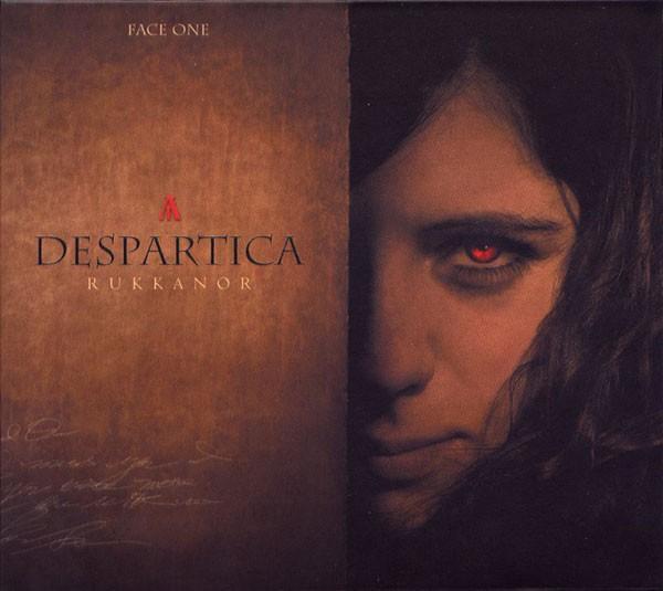 RUKKANOR - Despartica - Face One CD (2007)