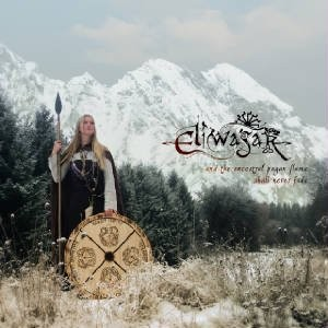 Eliwagar – And The Ancestral Pagan Flame Shall Never Fade CD