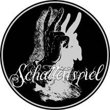 SCHATTENSPIEL - Logo Sticker