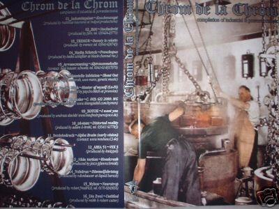 V/A Sampler - Chrom De La Chrom Vol.1 CD (2001)