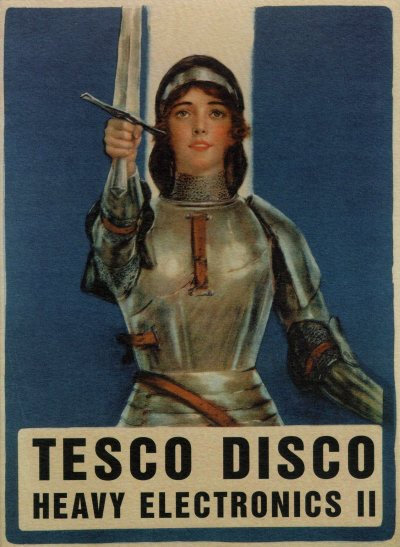 V/A Sampler - Tesco Disco: Heavy Electronics II 4CD 1997