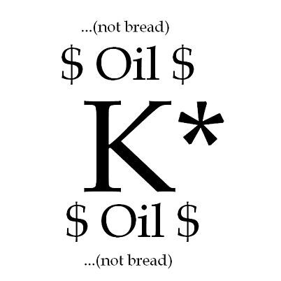 K* - $ Oil $ ...[Not Bread] CDr (Lim10)