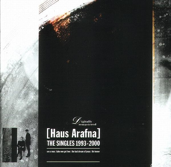HAUS ARAFNA - The Singles 1993-2000 CD