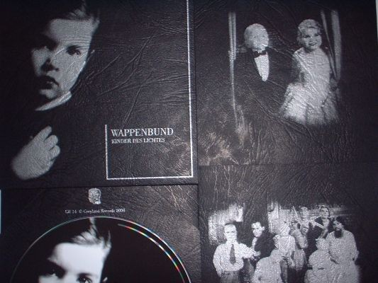WAPPENBUND - Kinder Des Lichtes CD (Lim999)