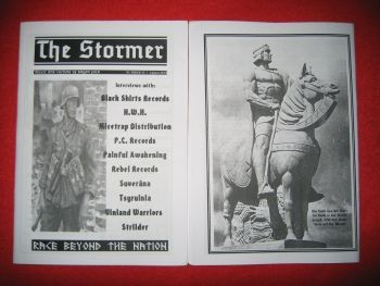 THE STORMER zine - issue 12