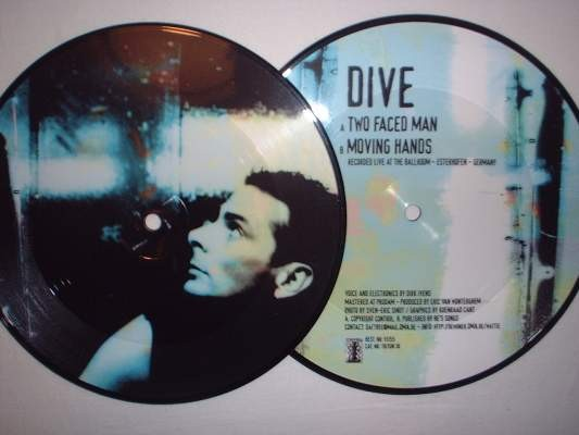 DIVE - Two Faced Man 7 (Lim300)