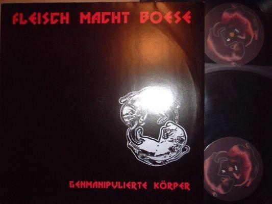 Fleisch Macht Boese - Genmanipulierte Körper 2LP (Lim500) 1996