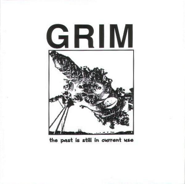 Grim – The Past Is Still In Current Use CD (1999)
