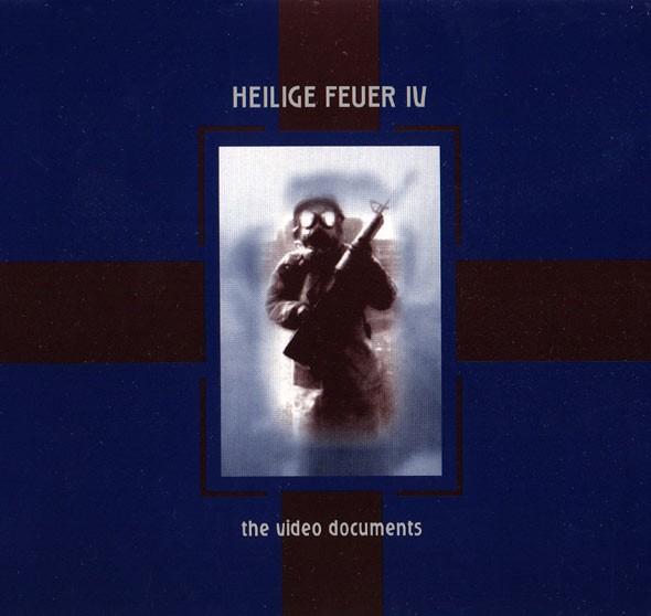V/A Sampler - Heilige Feuer IV DVD (2005)