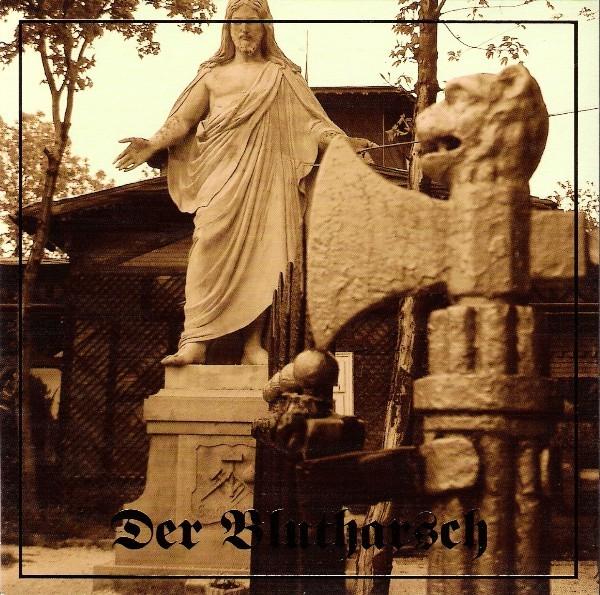 """Der Blutharsch (Derniere Volonte)- Tour Single 2009 - 7"""" (Lim444"""