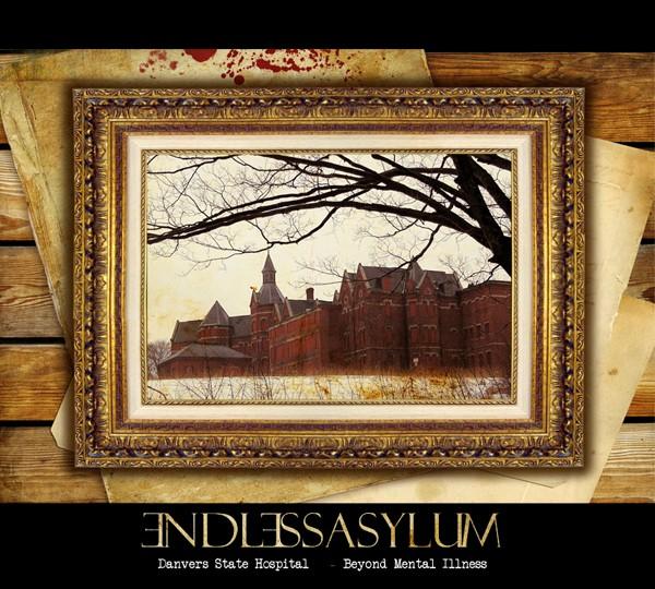 Endless Asylum (Der Blaue Reiter) - Danvers State Hospital CD
