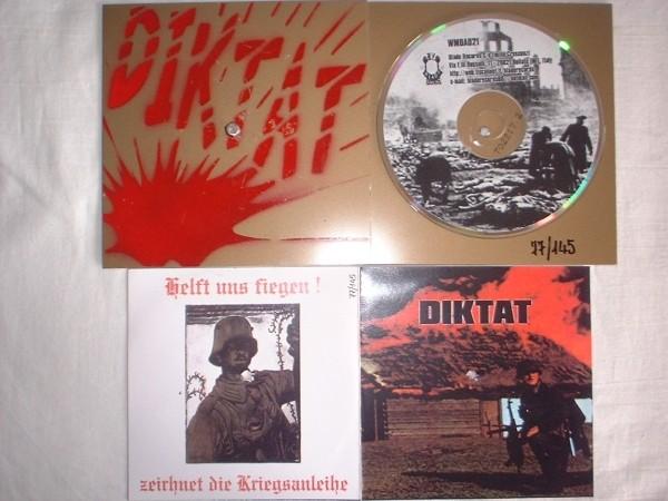 Diktat - AnarK.A.O.S 2001 CD (Lim145)