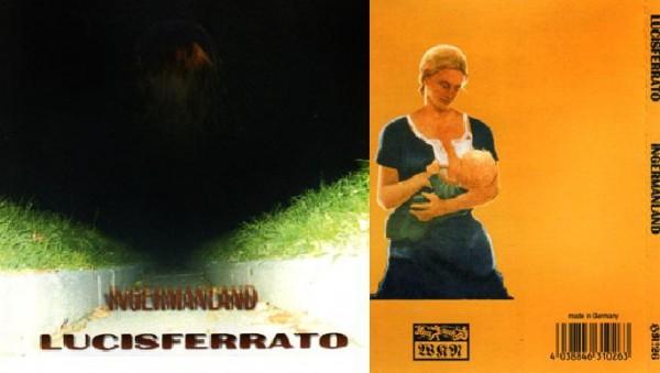 Lucisferrato - Ingermanland CD