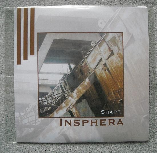 Insphera – Shape CD (Lim100)