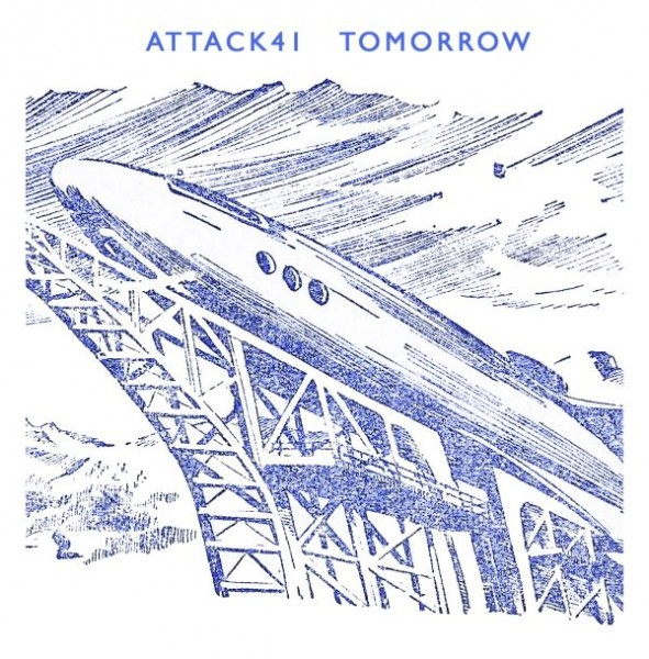 ATTACK 41 - Tomorrow CDr (Lim50)