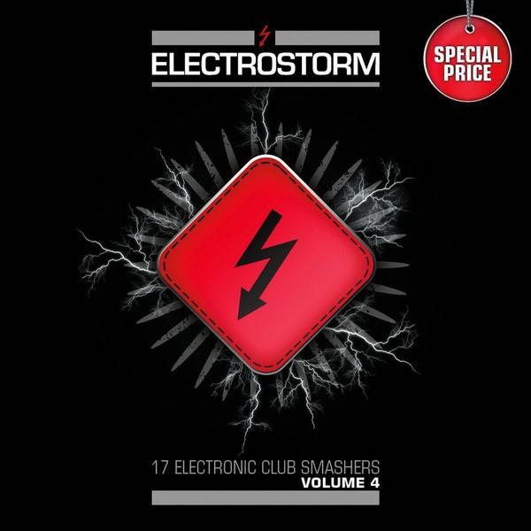 ELECTROSTORM VOL.4 CD V/A 2013
