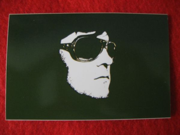 Der Blutharsch - Logo Sticker (olive)