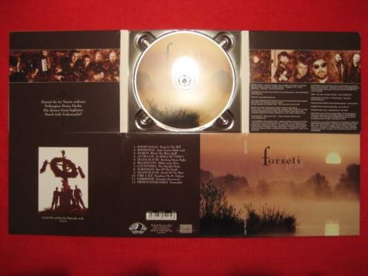 V/A Sampler - Forseti lebt (Death in June) CD