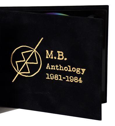M.B. / Maurizio Bianchi - Anthology 1981-1984 2CD (deluxe black) 2014