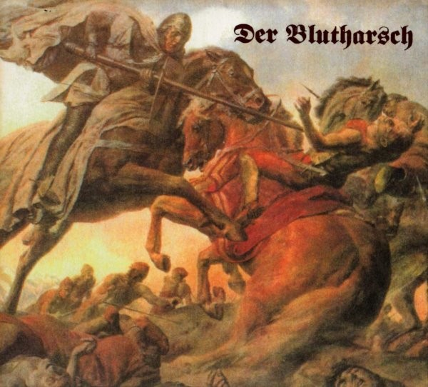 Der Blutharsch - The Pleasures Received In Pain CD (2nd edit)