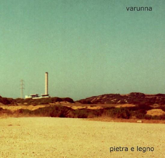 VARUNNA - Pietra di Legno CD +postcard (Lim300) 2016