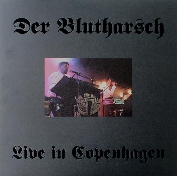 Der Blutharsch - Live In Copenhagen LP (Lim1000)