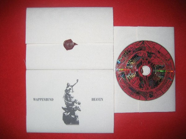 WAPPENBUND - Heaven CD (Lim350) 2009