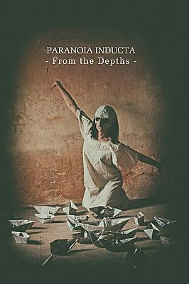 PARANOIA INDUCTA - From The Depths CD (Lim300) DVD-sized digipak 2017