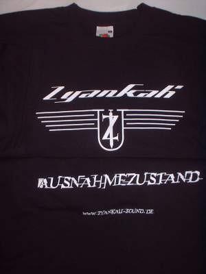 Zyankali - Ausnahmezustand SHIRT (Lim50)