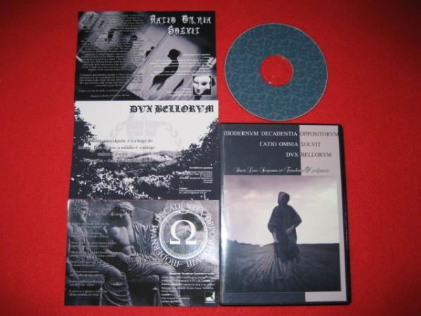 V/A Sampler - Sane Lux Seipsam et Tenebras Manifestat CD (Lim69) 2008