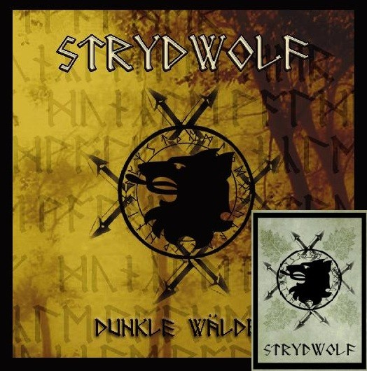 STRYDWOLF - Dunkle Wälder CD+sticker (Lim100)