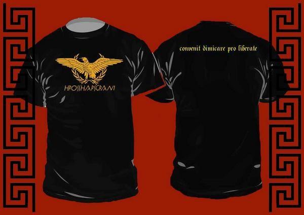HROSSHARSGRANI - Shirt (Lim20)