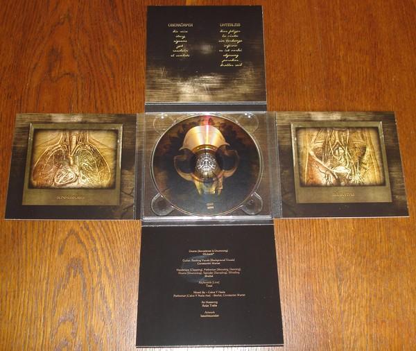 CALVA Y NADA - Dias Felizes Digi CD (cross edition Lim500) 2013