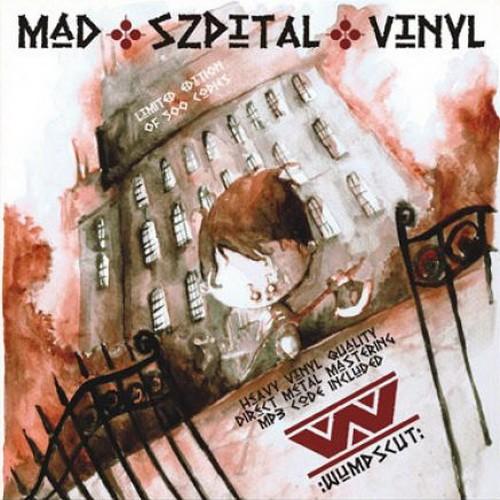 WUMPSCUT - Madman Szpital LP (Lim500+signed)