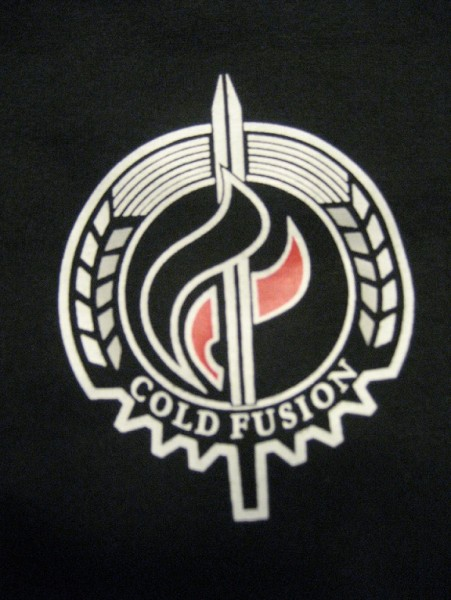 COLD FUSION - Logo Shirt 2011