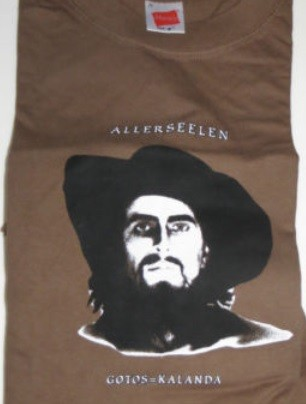 Allerseelen - Gotos=Kalanda Shirt