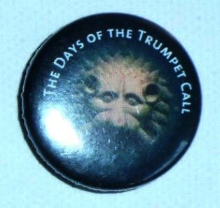 The Days of the Trumpet Call - Logo PIN (Lim100)