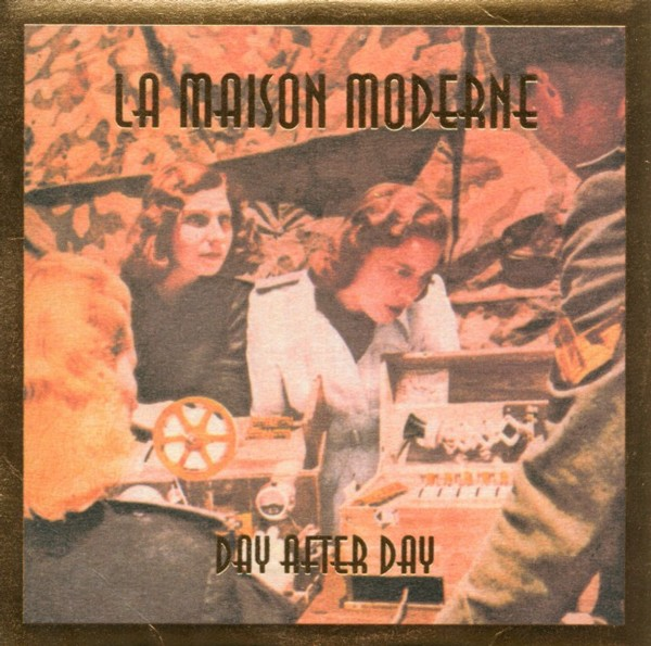 La Maison Moderne (Der Blutharsch) - Day After Day CD