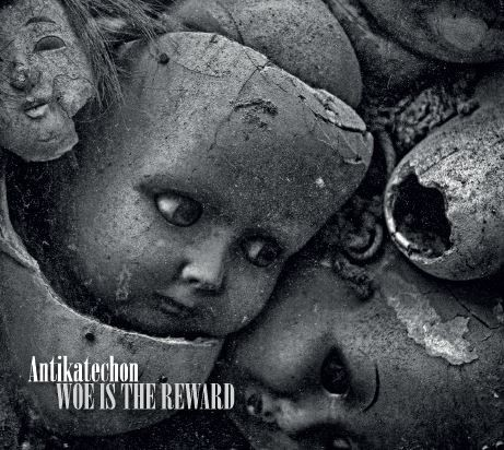 Antikatechon - Woe Is The Reward CD (Lim300)