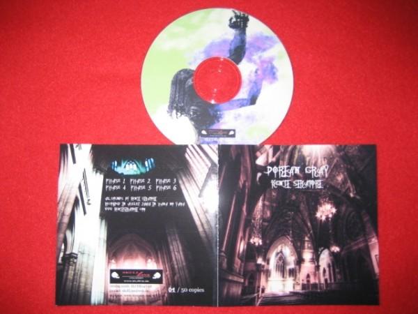 Kenji Siratori - Dorian Gray CD (Lim50)